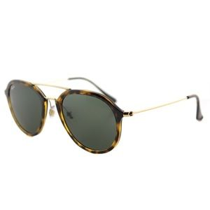 Ray-Ban 53mm Light Havana Aviator Sunglasses